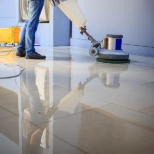Sistema cura pavimenti Professionale